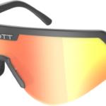 Scott Sport Shield Solbrille – Sort