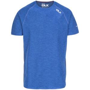 Trespass DLX Cooper - T-Shirt - Quickdry - Blå - Str. M