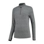 Rogelli Carina 2.0 – Sports bluse – Lange ærmer – Dame – Grå – Str. 2XL