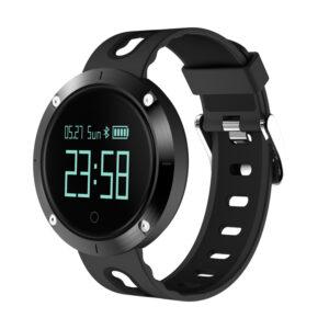 Atredo - Smartwatch - DM58 - Touchskærm - Sort