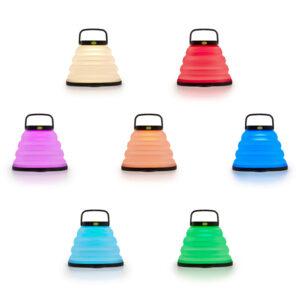 Goal Zero - Crush Light Chroma - Camping lampe - USB opladelig